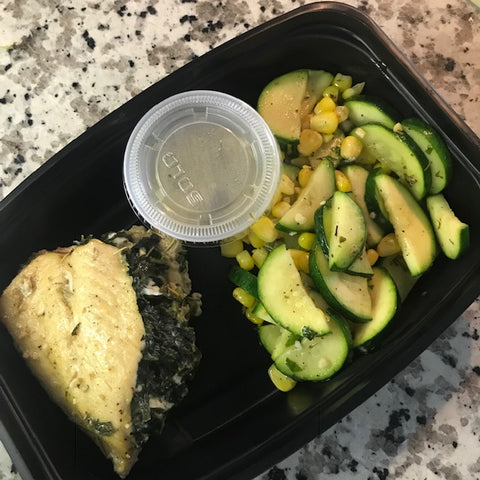 Standard Modified Prep - Biweekly Subscription - Lunch and Dinner Only