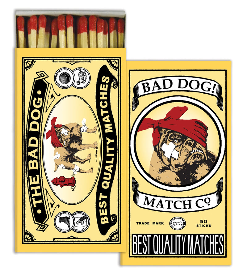 Bad Dog Matches