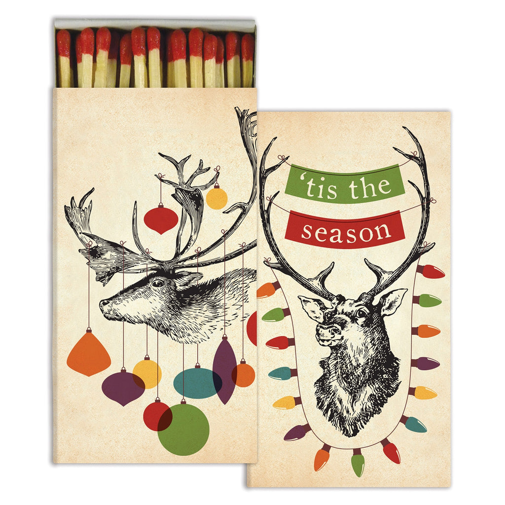 Decorated Stag Matches