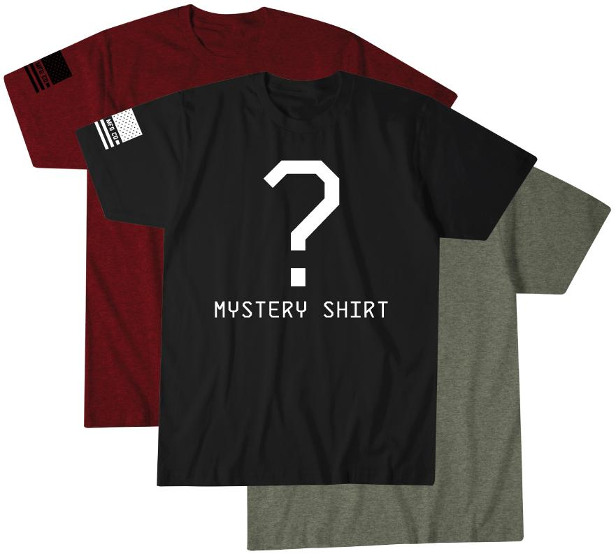 Mens 3-Packs - Men's Mystery T-Shirt (3-Pack)