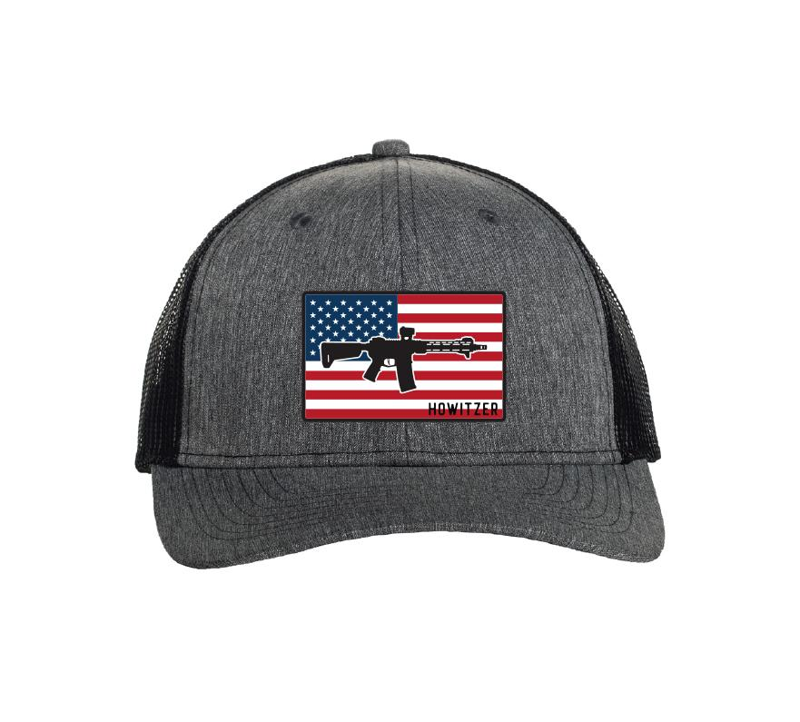 Mens Headwear - Howitzer Flag Hat