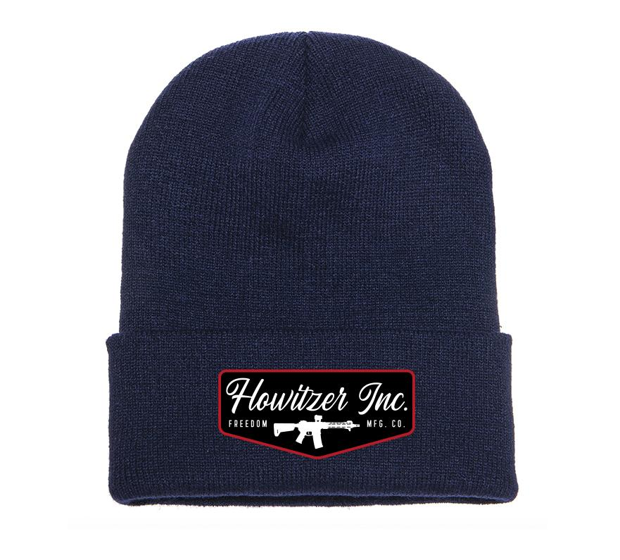 Stamp Beanie - Howitzer Clothing