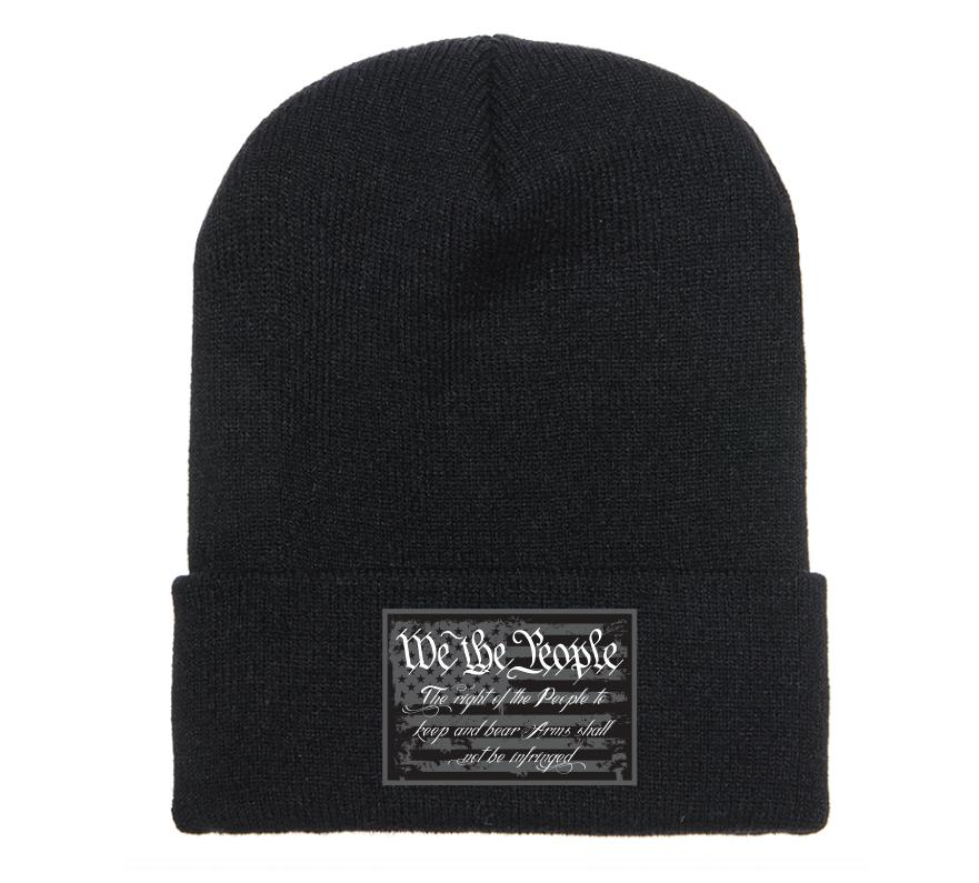 Mens Headwear - We Beanie
