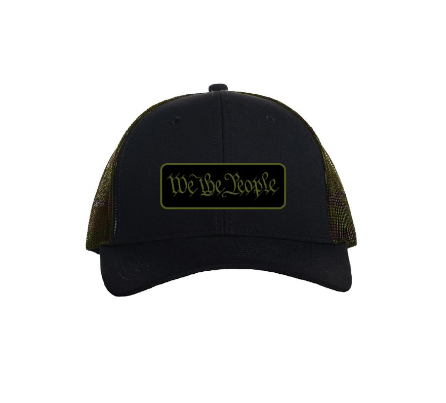 We The People Hat - Howitzer Clothing