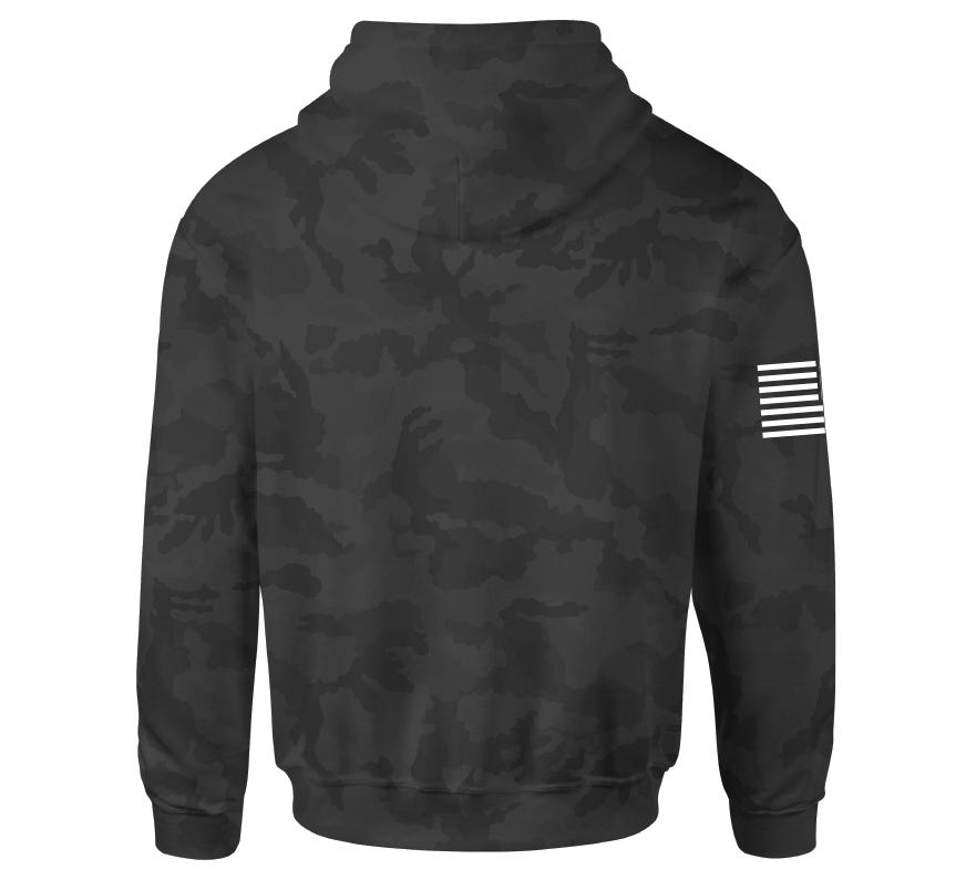 Circle Patriot Po Hood - Howitzer Clothing