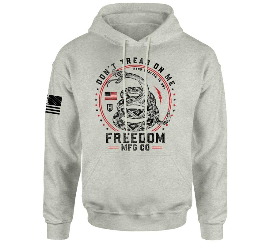Mens Hooded Sweatshirts - MFG Co