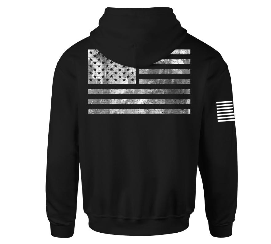 Mens Hooded Sweatshirts - Not Free Hood