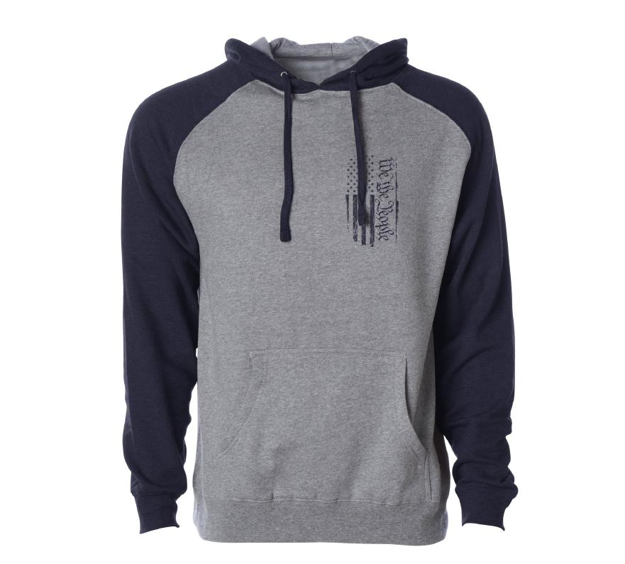 Mens Hooded Sweatshirts - People Po Hood