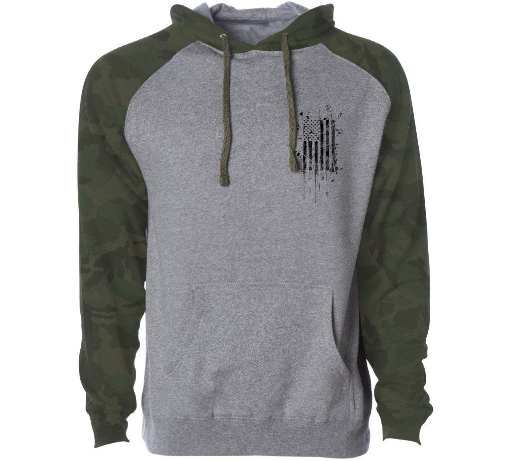 Mens Hooded Sweatshirts - Pledge Po Hood