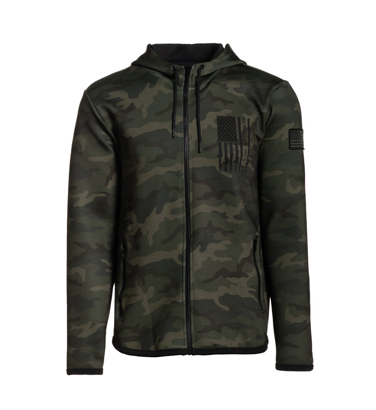 Siege Zip Hood - Howitzer Clothing