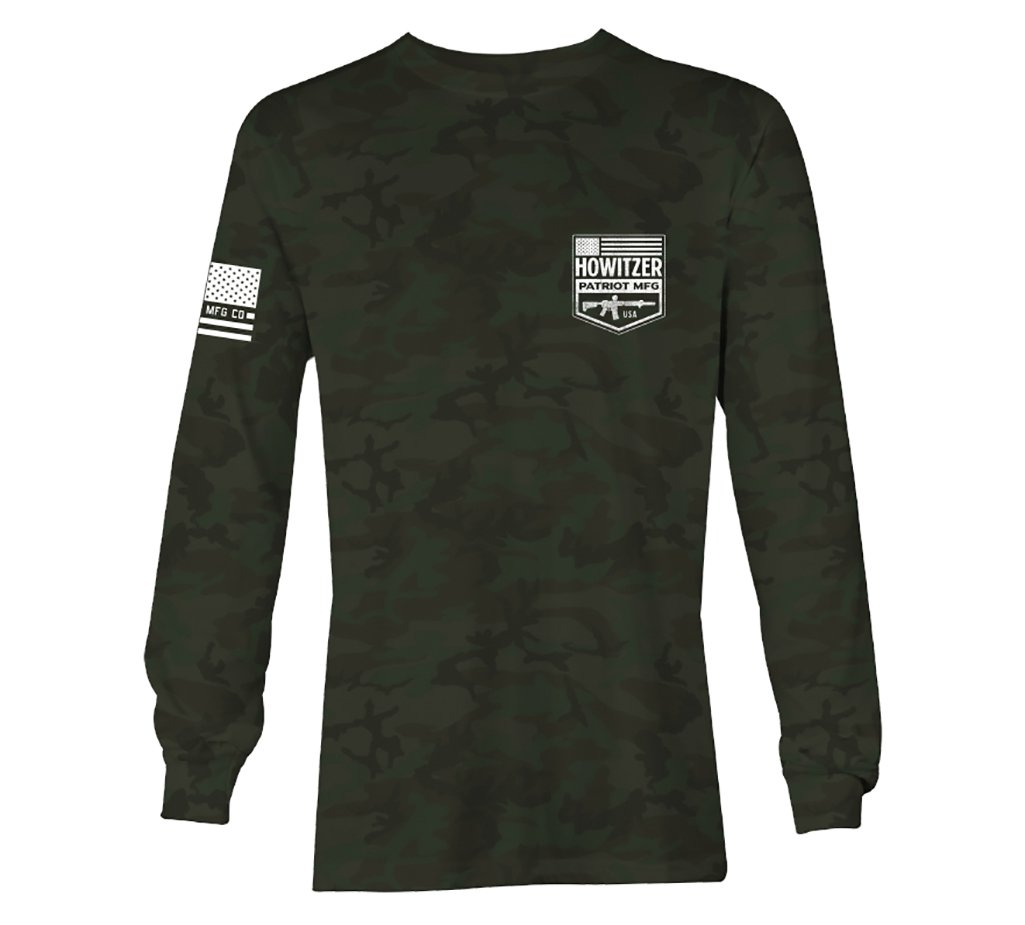 Mens Long Sleeve Tees - Boom
