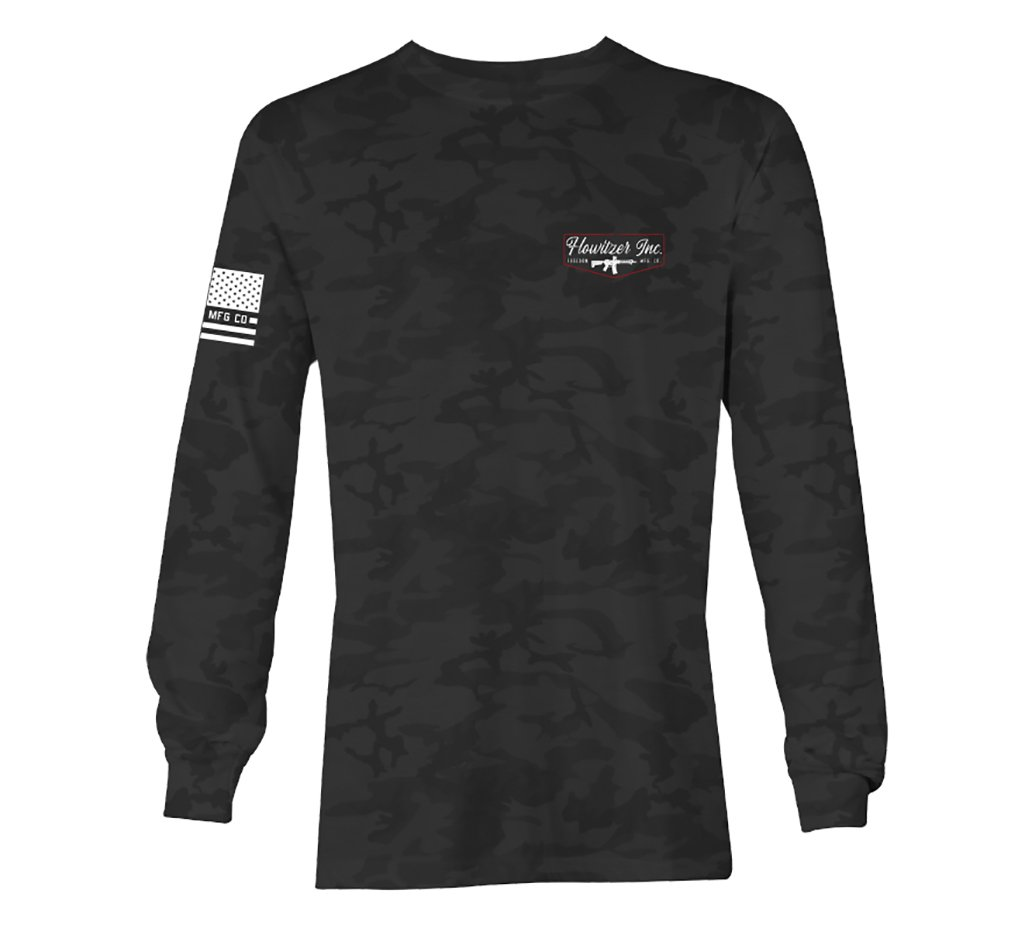 Mens Long Sleeve Tees - Smash