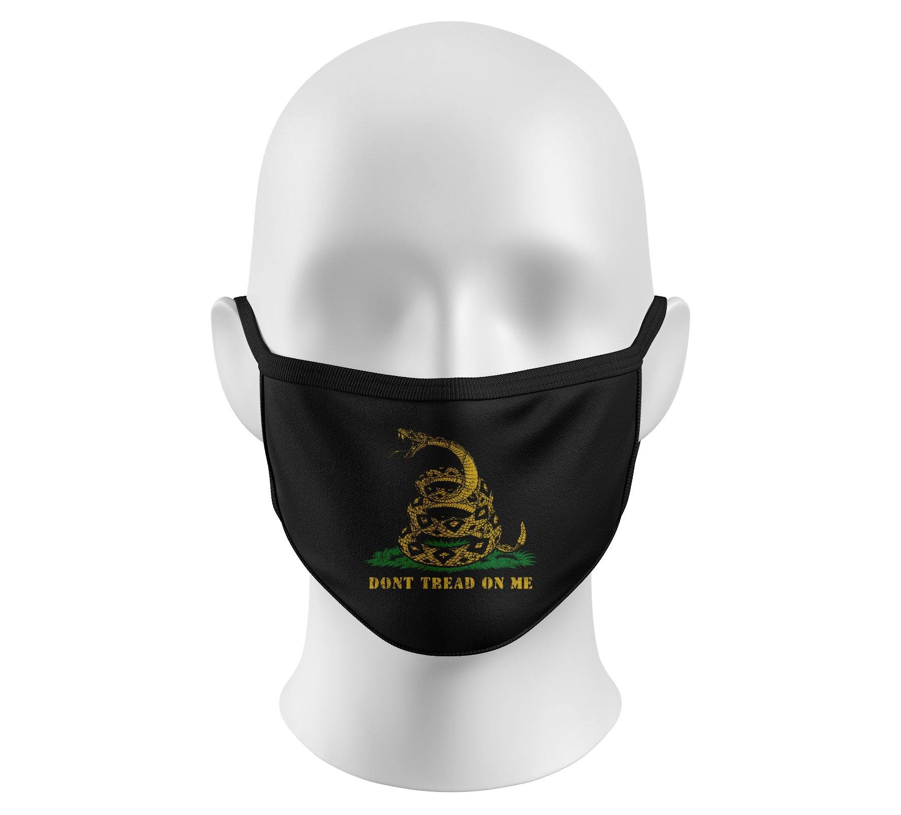 Mens Other Accessories - Snake Tread Face Mask