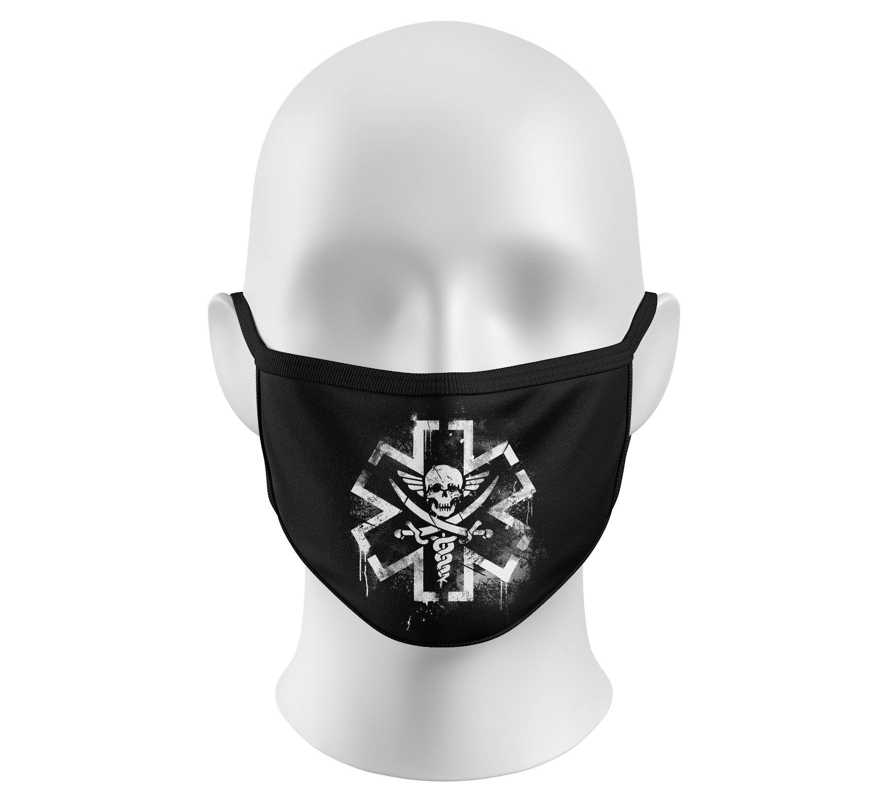 Tactical Medic Face Mask - Howitzer Clothing