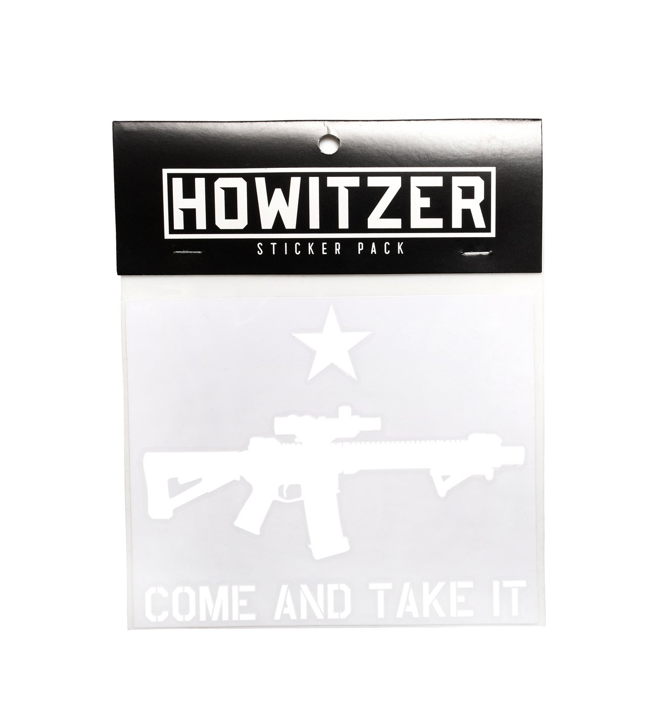 Take It Decal - Howitzer Clothing