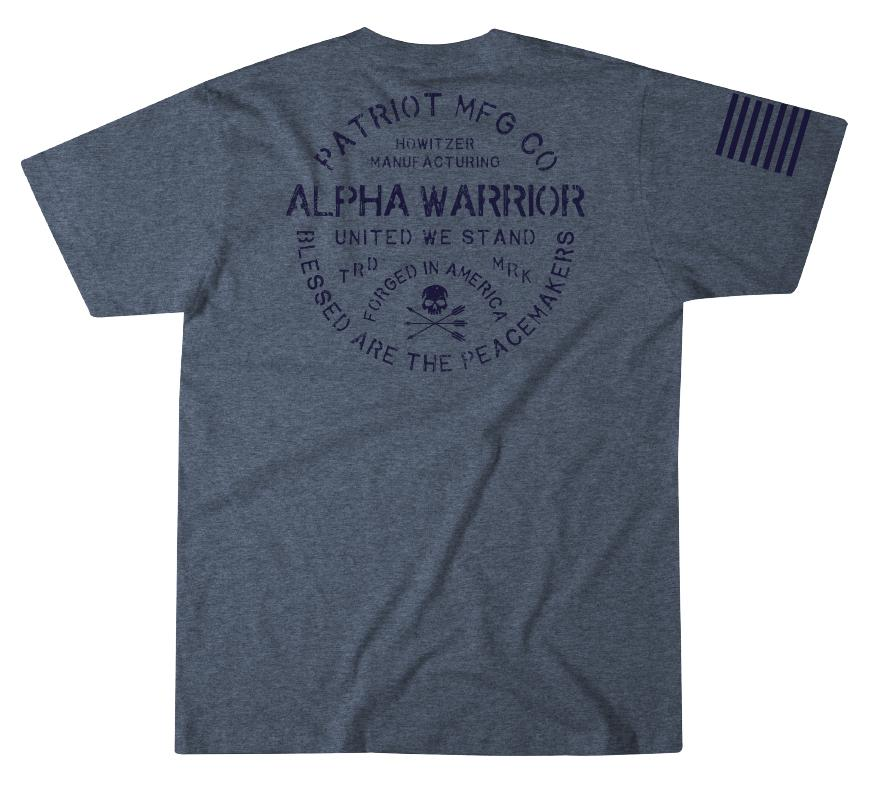 Alpha Warrior - Howitzer Clothing