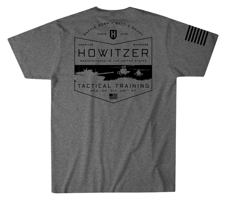American Warriors - Howitzer Clothing