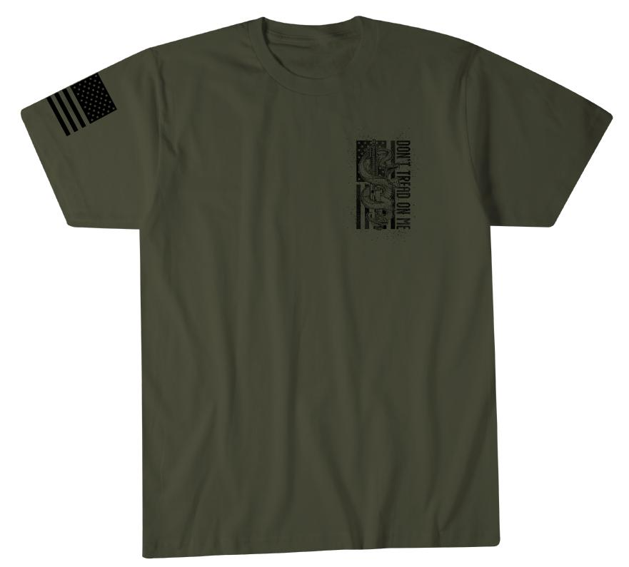 Defend Liberty Short Sleeve Tee Howitzer Clothing