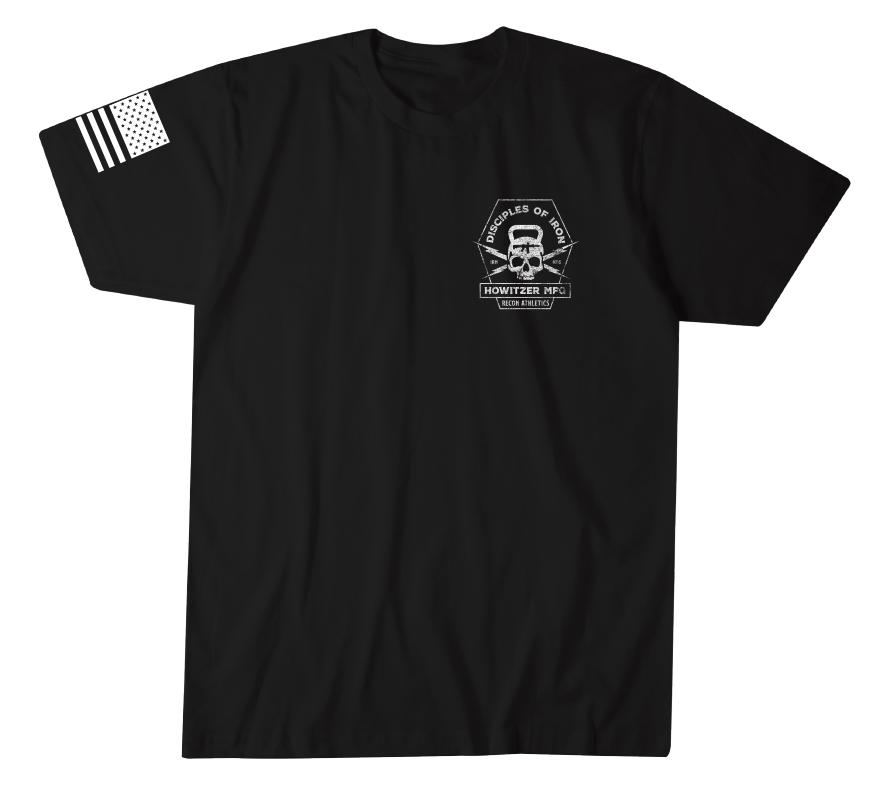 Mens Short Sleeve Tees - Disciples