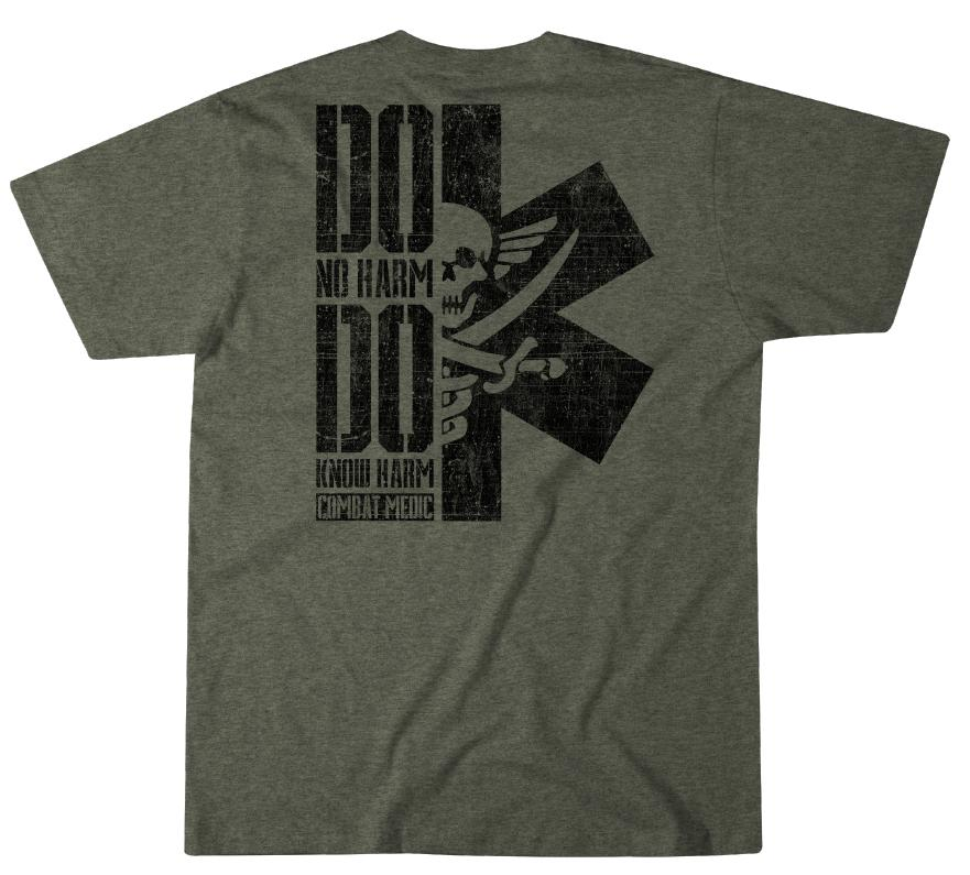 Do No Harm - Howitzer Clothing