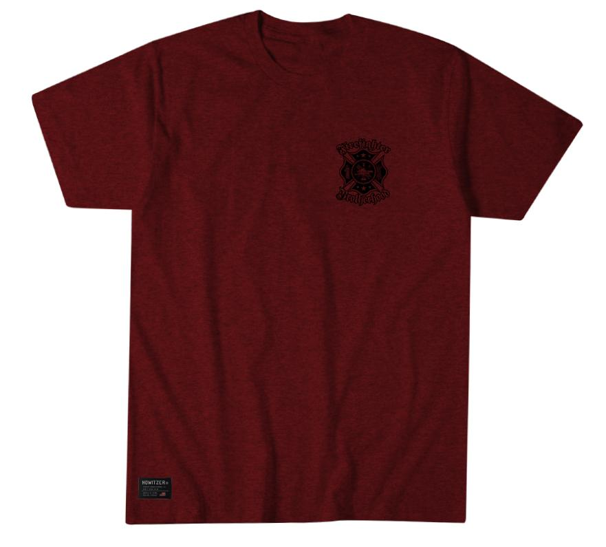 Fire Crest - Howitzer Clothing