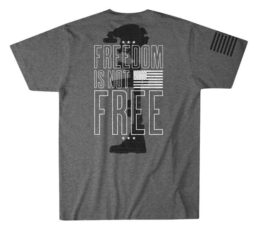 Mens Short Sleeve Tees - Forever Free