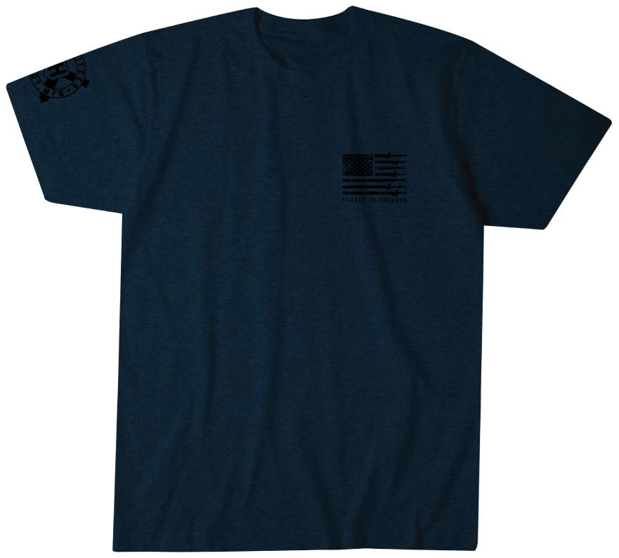 Mens Short Sleeve Tees - Forged In Freedom