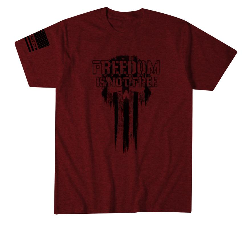 Mens Short Sleeve Tees - Freedom Applied