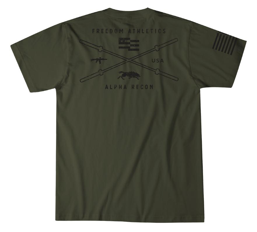 Freedom Athletics - Howitzer Clothing