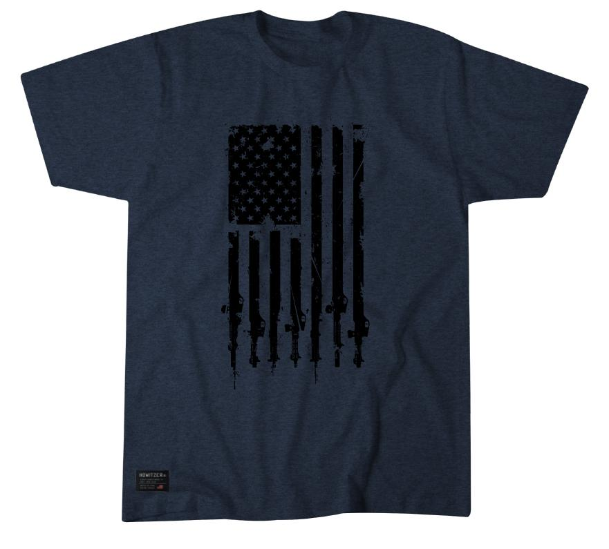 Freedom Flag - Howitzer Clothing