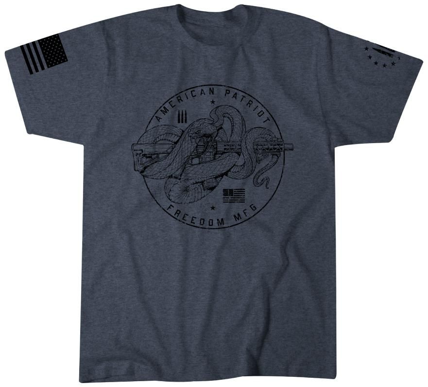 Mens Short Sleeve Tees - Freedom MFG