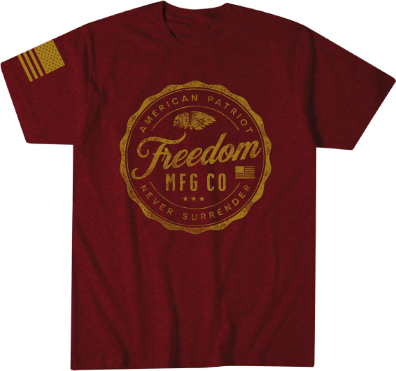 Mens Short Sleeve Tees - Freedom Tribe