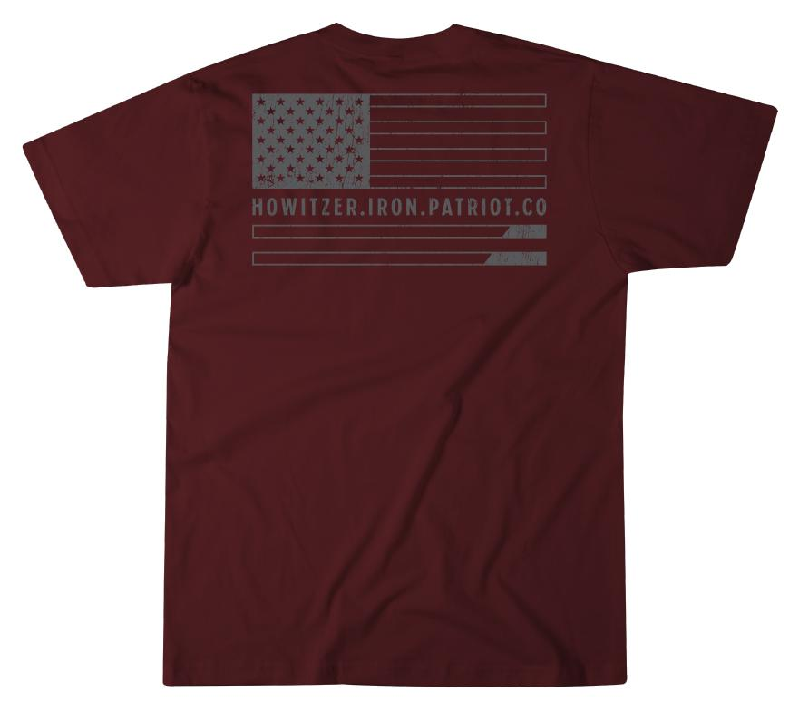 Mens Short Sleeve Tees - Iron Respect