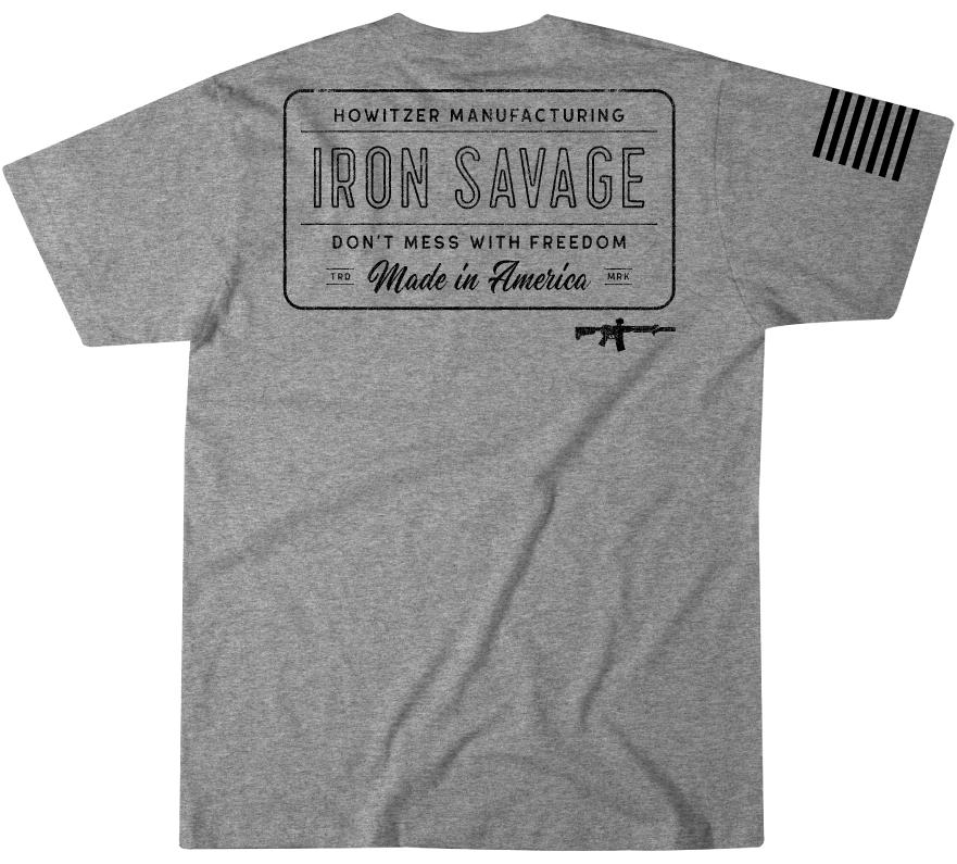 Iron Savage - Howitzer Clothing