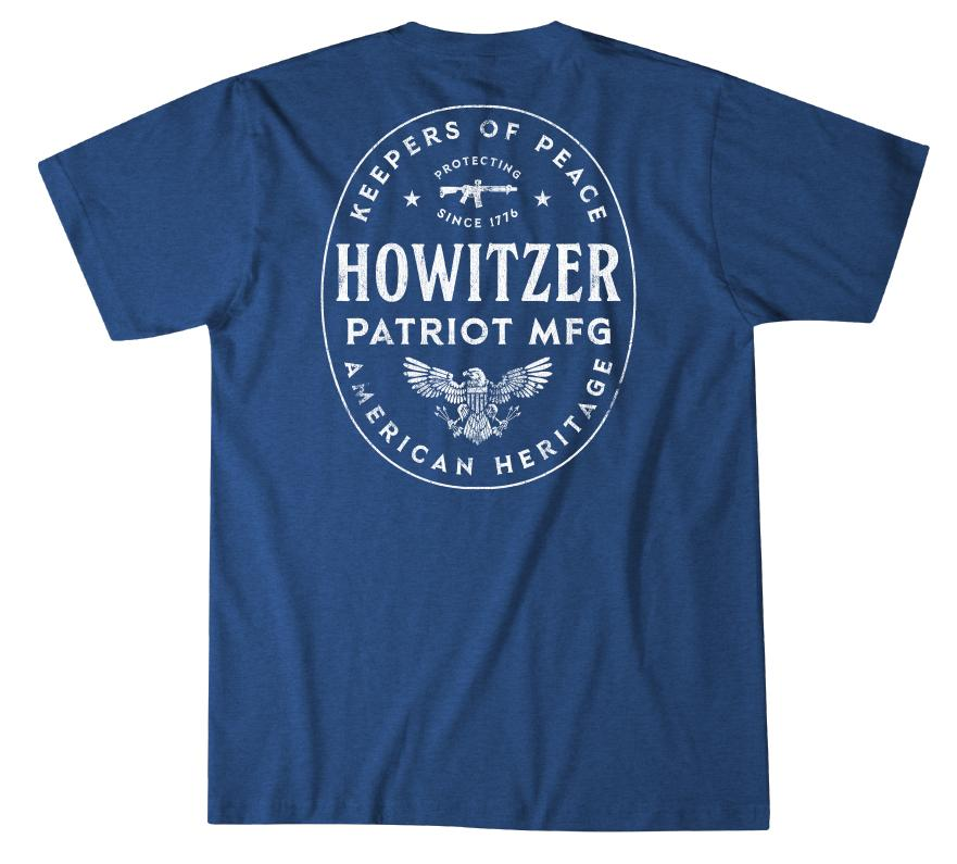 Keepers - Howitzer Clothing