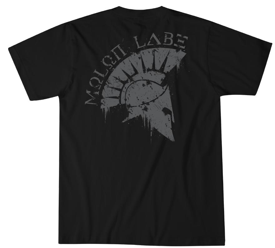 Mens Short Sleeve Tees - Molon Labe