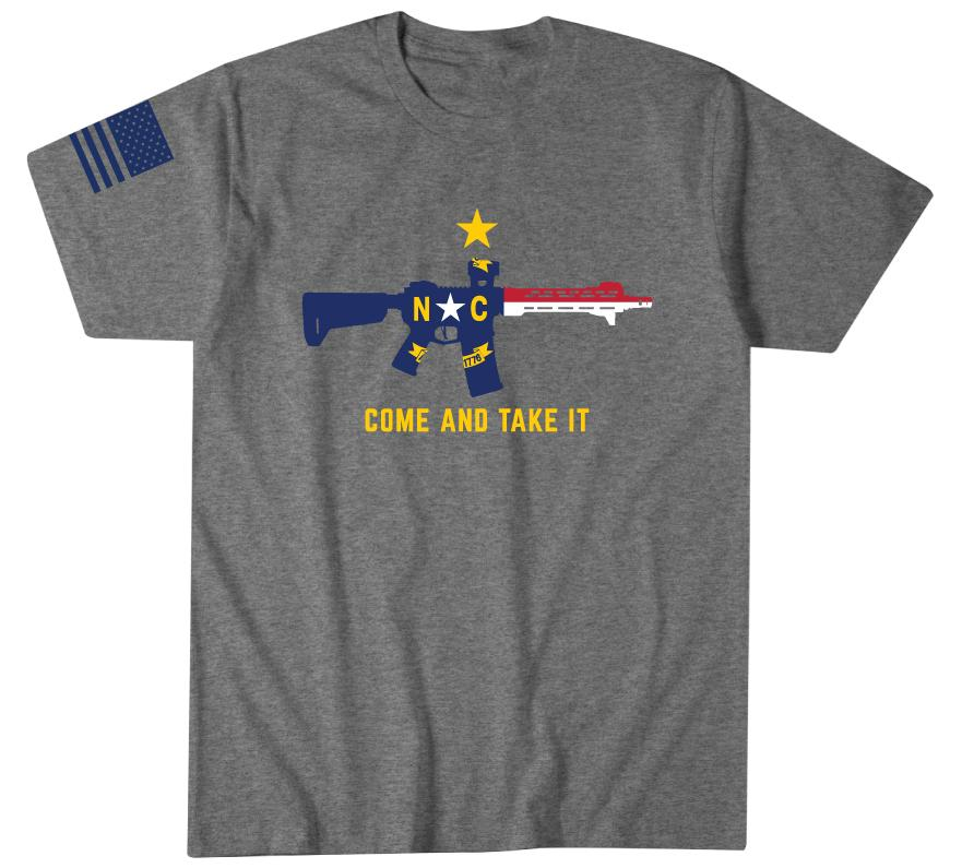 North Carolina Flag - Howitzer Clothing