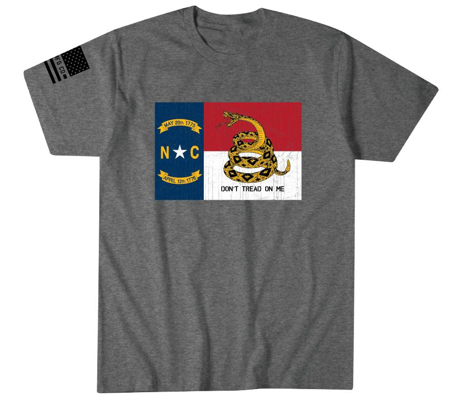 North Carolina Snake - Howitzer Clothing
