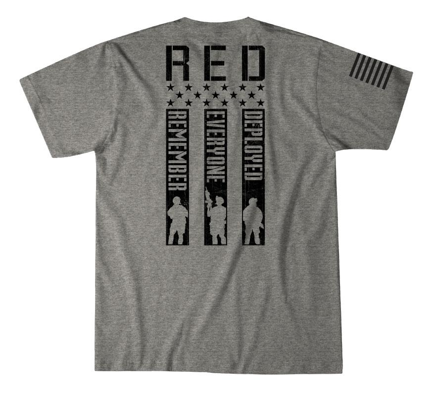 Red Remember - Howitzer Clothing