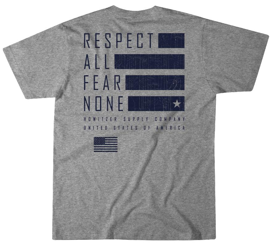 Respect Supply - Howitzer Clothing