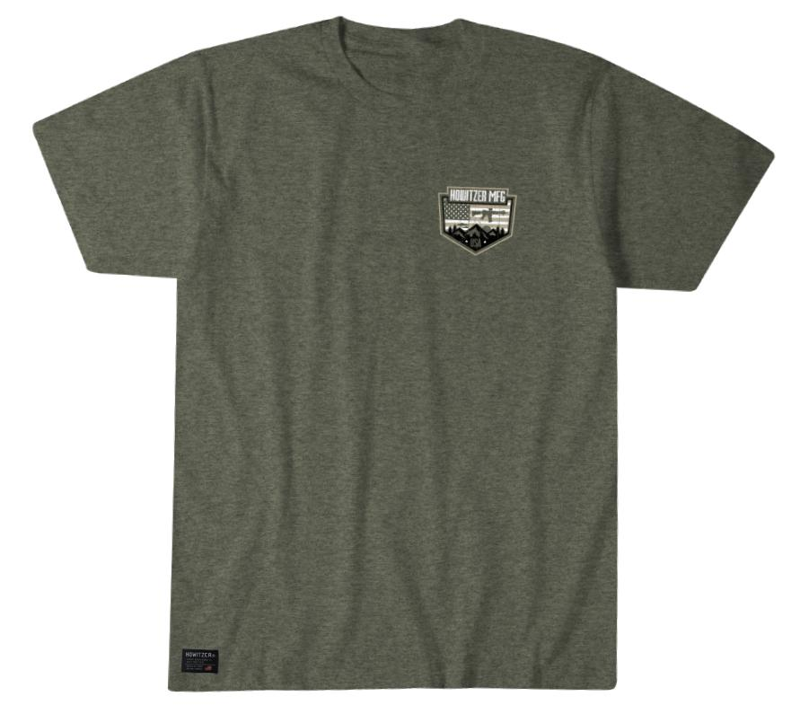 Mens Short Sleeve Tees - Roam Free
