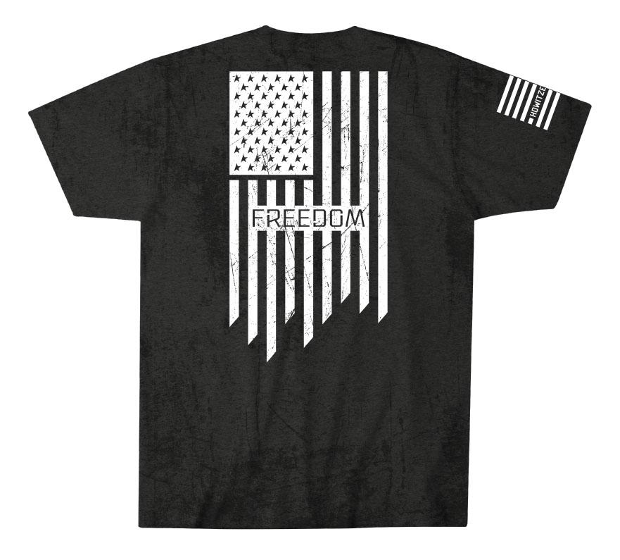 Sharp Flag - Howitzer Clothing