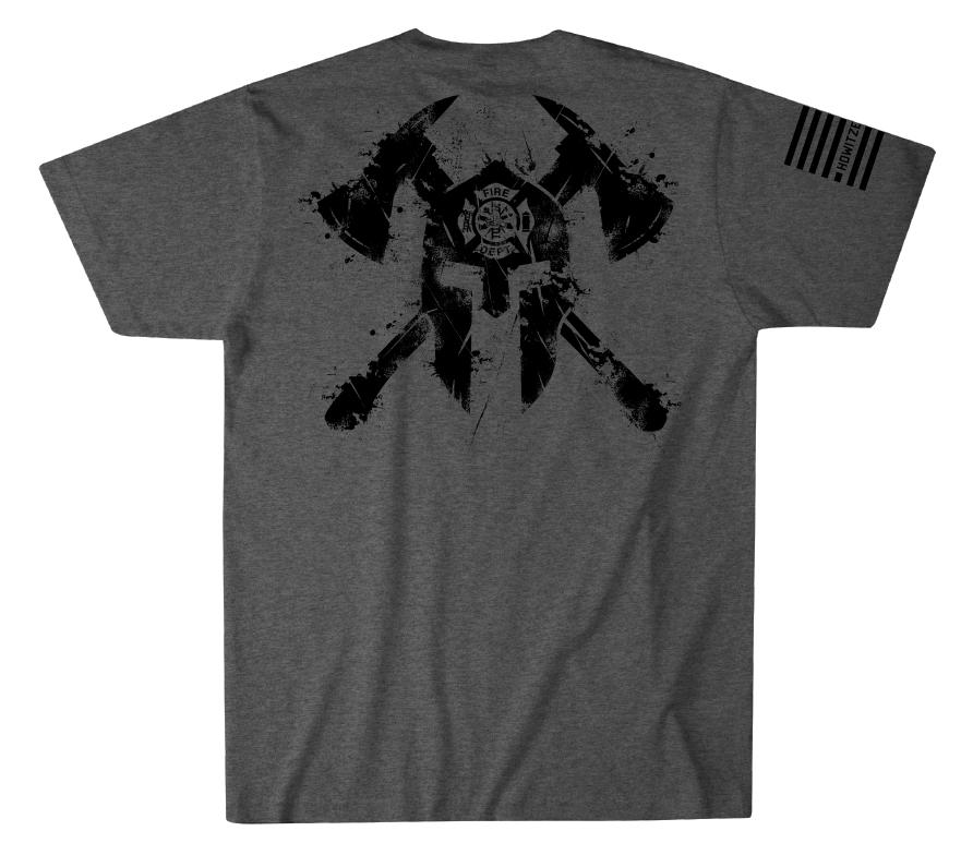 Spartan Fire - Howitzer Clothing