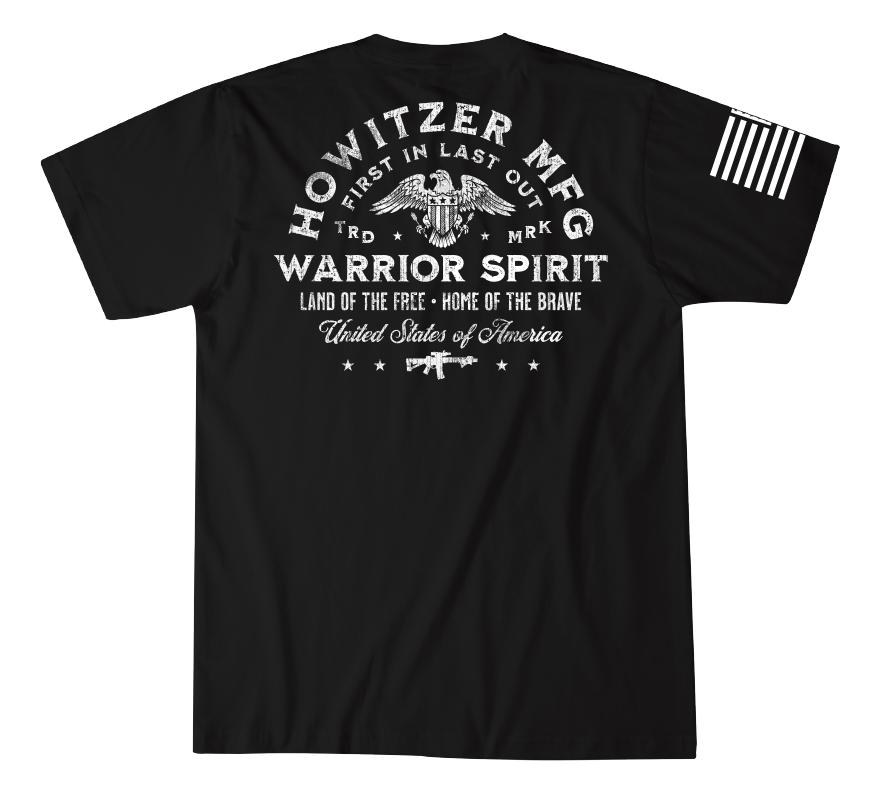 Mens Short Sleeve Tees - Spirit
