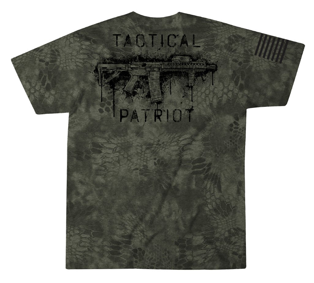 Mens Short Sleeve Tees - Tactical Patriot