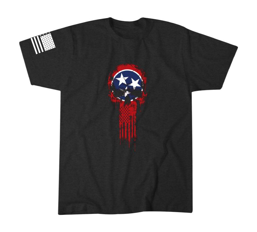 Tennessee Skull - Howitzer Clothing