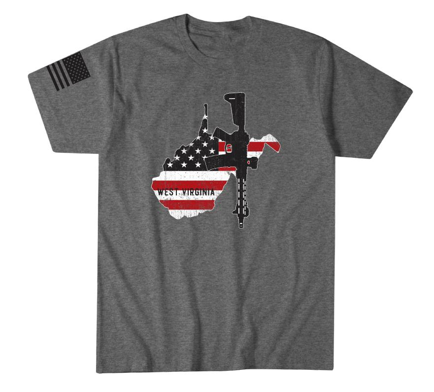 West Virginia Flag - Howitzer Clothing