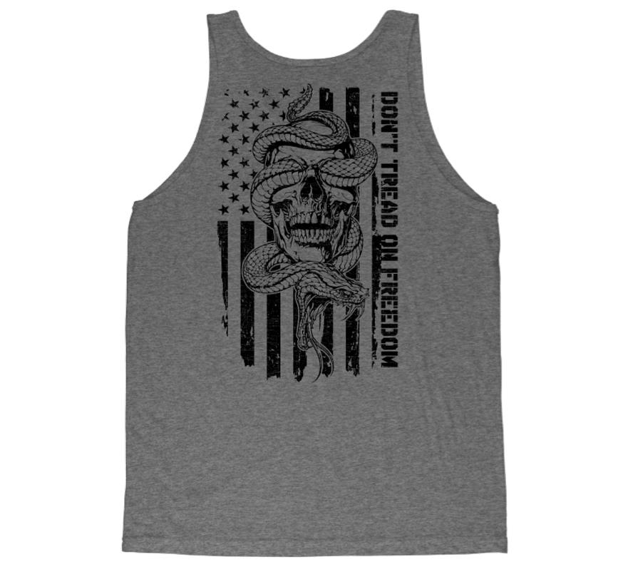 Mens Tank Tops - Don't