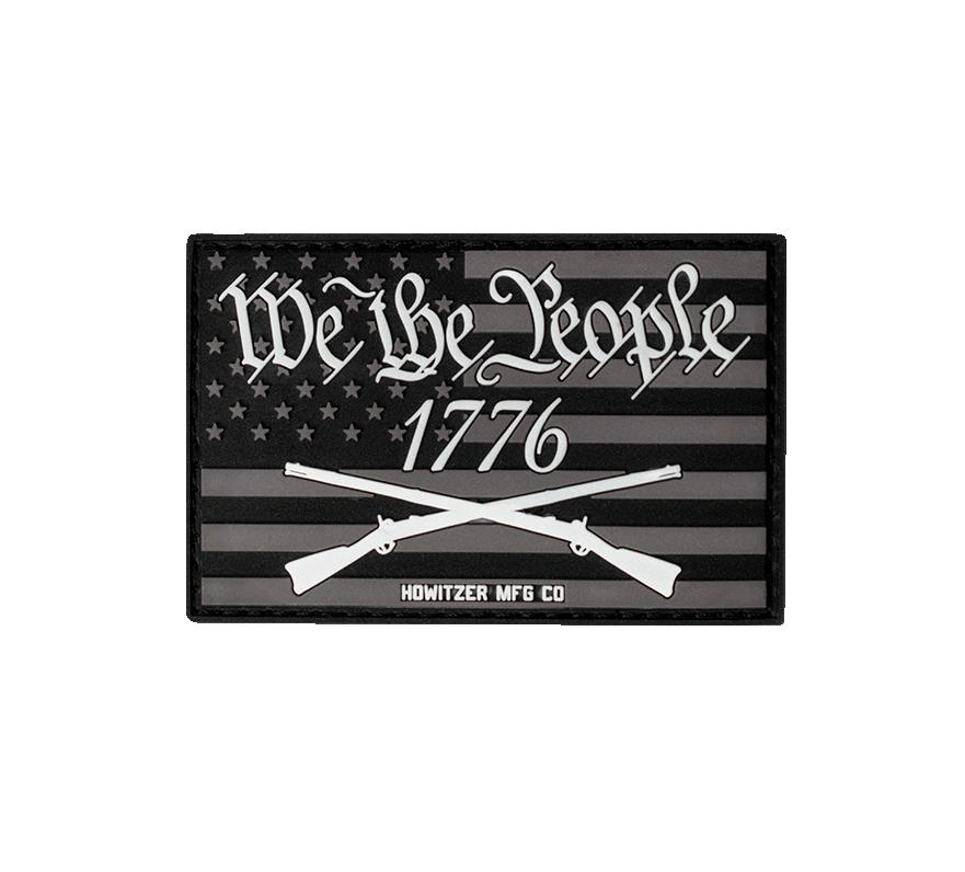 1776 Morale Patch - Howitzer Clothing