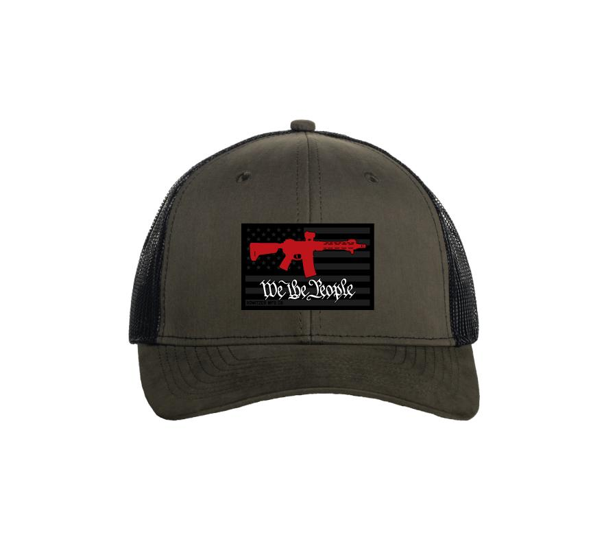 Mens Unassigned - Armed People Hat